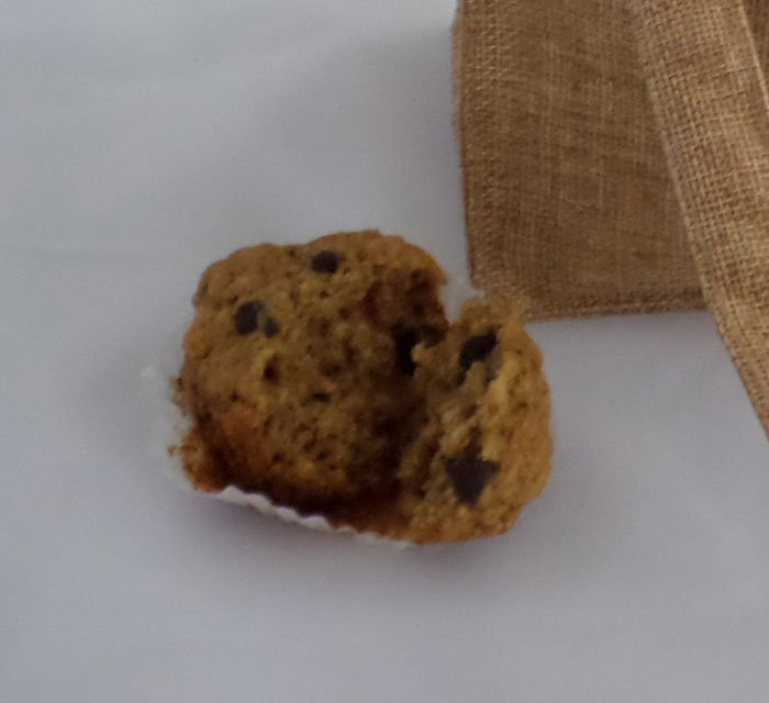 Guilt-Free (well, less guilt) Whole Wheat Muffins